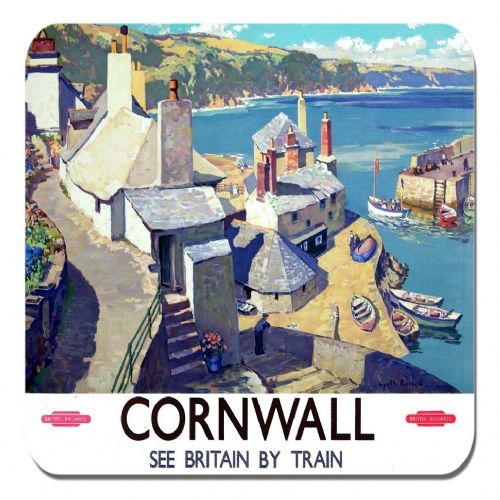 Travel Poster Coasters